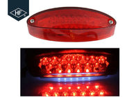 Universal Red 12V LED Aftermarket Motorcycle Lights For Tail Rear Brake