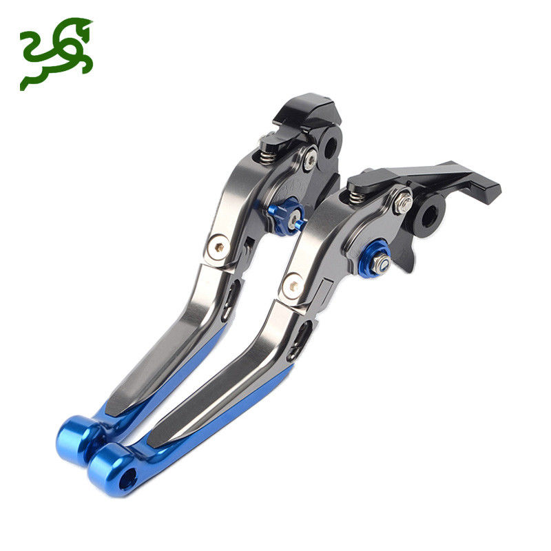 Mirror / CNC Footrest Motorcycle Modified Parts OEM Service Durable Colored