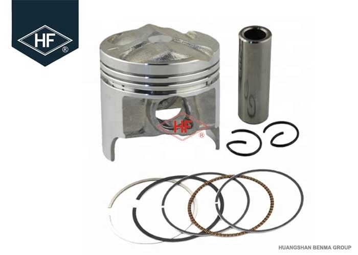 56.5mm Honda Motorcycle Piston Rings Kits , Alloy Cast Iron Honda Cg 125 Accessories