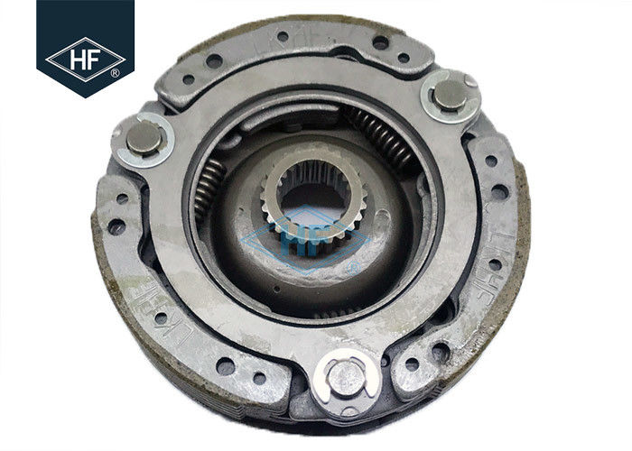 Rubber Motorcycle Clutch Assembly LK110 With Nitriding Based T110 T100 KFL