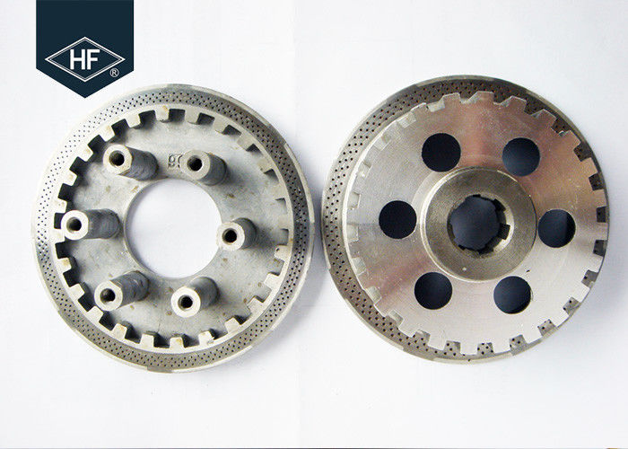 CG TITAN 125 150 Motorcycle Clutch Hub With Shining Aluminum Die Casting Parts