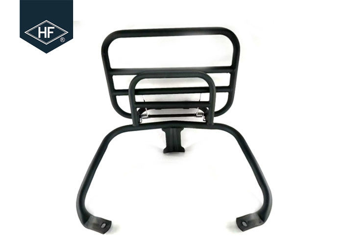 Front / Rear Luggage Rack Chrome Plated For Piaggio Vespa GTS Sprint LX S Privamera